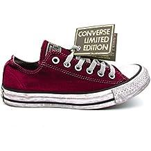 converse maroon, Converse limited edition canvas uomo viola
