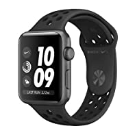 Apple Watch Nike+ Gps 42 Mm, Uzay Grisi