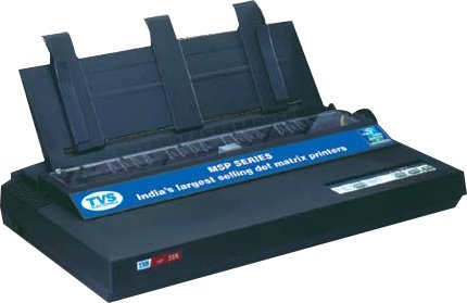 TVS MSP 355 Printer (136 Column)