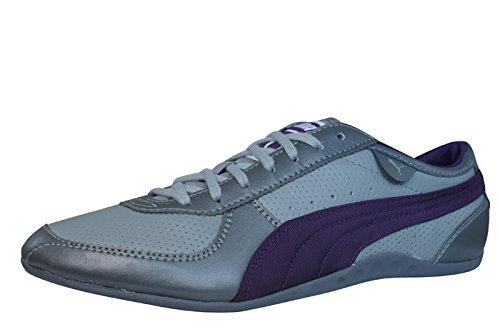Puma Lanai XT Metallic femmes Cuir chaussures / Chaussures - gris