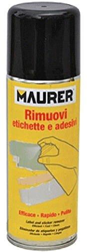Maurer 99425 Spray zum Ablösen von Etiketten