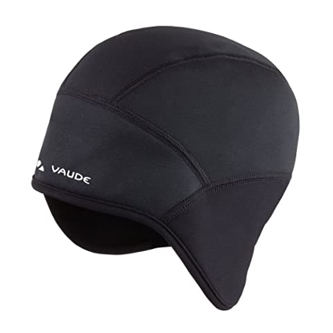 Vaude Bike Windproof III Bonnet Noir FR : L (Taille Fabricant : L)