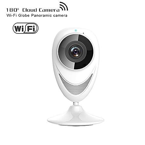 IP Cam Viewer Free & Ueberwachungskamera Funk Set - Sicherheitskamera Handy Wifi Kamera Versteckt / Dome Kamera Indoor Schwarz Unterstützung Video Play Screenshot / Unterstützung 128GB TF (Micro SD)
