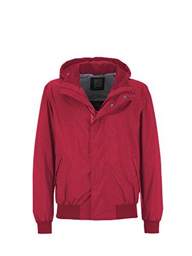 Geox Herren Mantel Man Jacket Rot