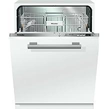 Miele G 4962 Vi Totalmente integrado 13cubiertos A++ lavavajilla - Lavavajillas (Totalmente integrado, Full size (60 cm), Acero inoxidable, Botones, 1,7 m, 1,5 m)