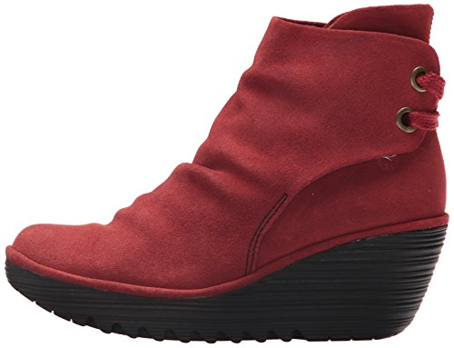 Fly London Yama Oil Suede, Women's Boots 5