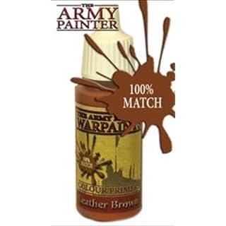 Army Painter 1123 - Acrylfarbe, zum Bemalen, leather brown