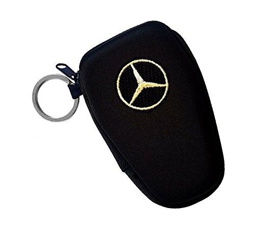 Moto Discovery Mercedes Schlüsseltasche mit Zwei Schlüsselringen