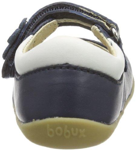Bobux 4606, Ballerines fille Bleu Marine