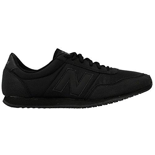 New Balance U396 D Unisex-Erwachsene Sneaker Schwarz