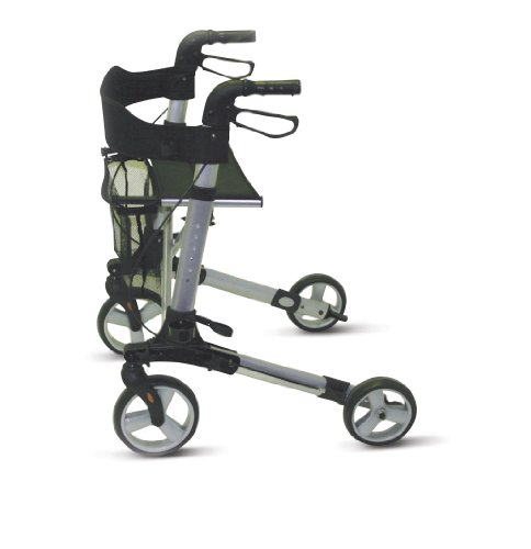 Patterson Medical Leichter Rollator Deluxe