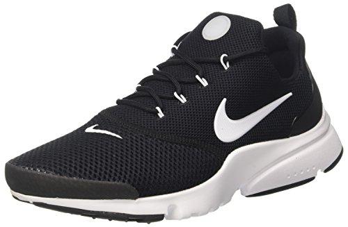 Nike Herren Presto Fly Trainer, Schwarz (Black/White/Black), 42.5 EU