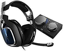 ASTRO Gaming A40 TR Cuffie Gaming Cablate + MixAmp Pro TR, Generazione 4, Audio Dolby Surround 7.1, ASTRO Audio V2, Jack...