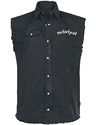 MOTORHEAD ENGLAND Camisa De Trabajo Sin Mangas / Work Shirt XL