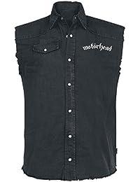 Motörhead England Sleeveless Workershirt schwarz