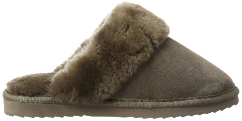 Warmbat Flurry, Chaussons Mules femme Braun (Pebble)