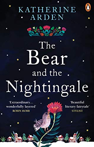Image result for the bear and the nightingale by katherine arden