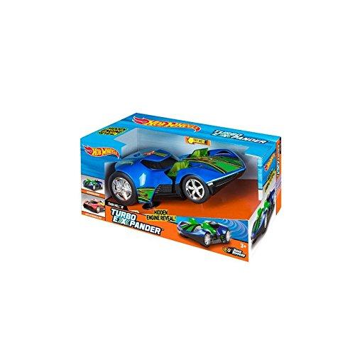 Toy State Hot Wheels Auto mit Licht und Sound Laut Avanza expandiert und lehrt Motoren Twin Mill -