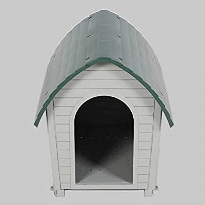 PaylesswithSS Plastic Cottage Dog Kennel from Paylesswithss