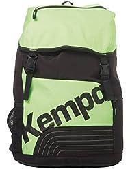 Kempa SPORTLINE - Mochila, color verde y negro