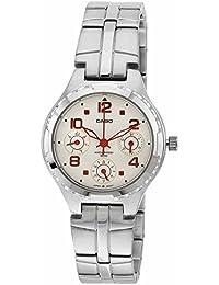 Casio Enticer Analog White Dial Women's Watch - LTP-2064A-7A2VDF (A948)