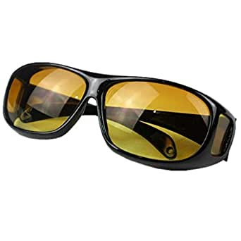 divinext Day & Night HD Vision Goggles Anti-Glare Polarized Unisex Sunglasses/Driving Glasses Sun Glasses UV Protection car Drivers