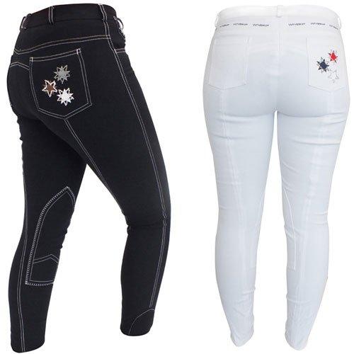 john-whitaker-ifb-pantaloni-equitazione-da-donna-colore-nero