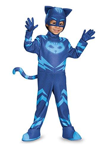 PJ Masks Catboy Deluxe Toddler Costume (2T) (Alte Tv-shows Halloween-kostüme)