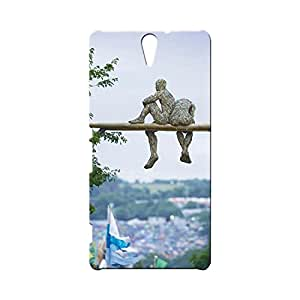 BLUEDIO Designer Printed Back case cover for Sony Xperia C5 - G6617