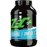 ZEC+ hochdosierte OMEGA-3-Fettsäuren | Fischöl | Fatburner | EPA DHA | höchst-mögliche REINHEIT | 1000 Kapseln