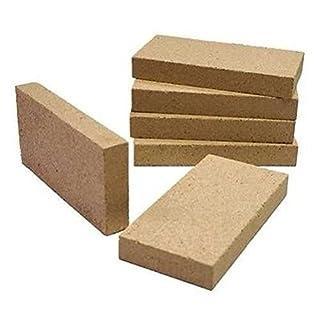 Aarrow Ecoburn 5 | Side Vermiculite Fire Brick - Beige| FB25230210a