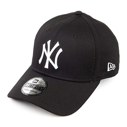 Casquette 39THIRTY Basic New York Yankees Noir New Era - Medium/Large