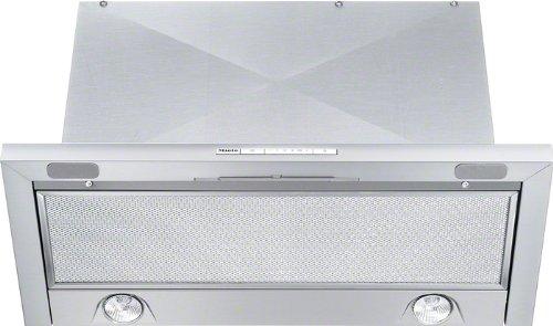 Miele DA 3460 Flachschirmhaube / Breite: 59.5 cm / Edelstahl / Spülmaschinengeeignete Edelstahl-Metall-Fettfilter / Reinigungsfreundliches CleanCover
