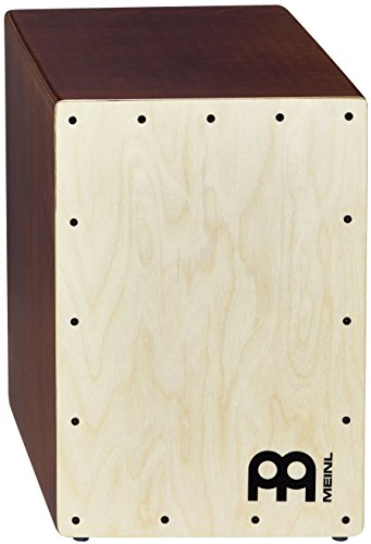 Meinl Percussion JC50LBNT Jam cajón, marrón claro