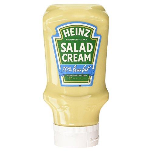 Heinz Extra Light Salad Cream, 435g Test
