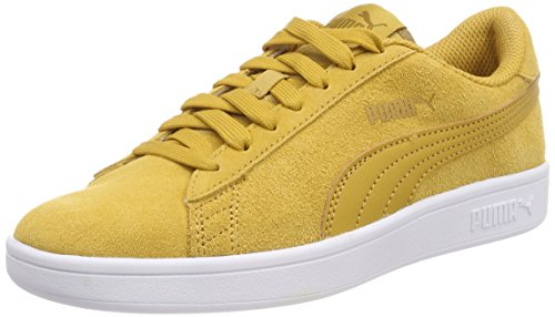 Puma Smash v2, Unisex-Erwachsene Sneaker, Gelb (Honey Mustard), 42.5 EU