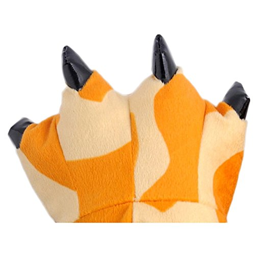 AIZHE  Animal Slippers, Chaussons femme homme girafe