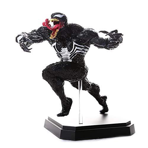 MKKSB Marvel Venomous Guardian Venom Toy, Poison Action Figure - 9 Inches (Fixed Shape)
