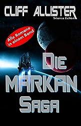 Die MARKAN Saga - komplett: Alle 4 Romane in einem Band!