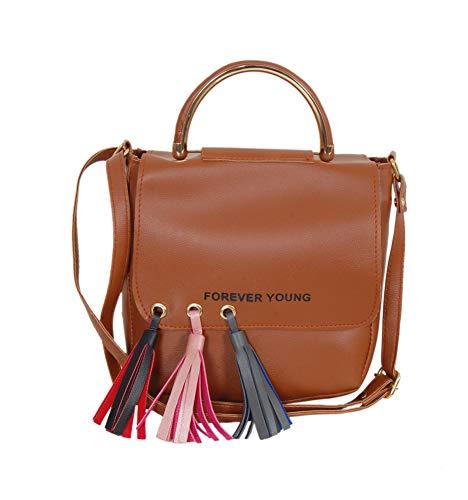Forever Trends Stylish and Latest Hand Shoulder Sling Bag with Adjustable Strap...
