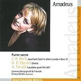 Cantata Bwv  51 Jauchzet Gott in Alien L [Import anglais]