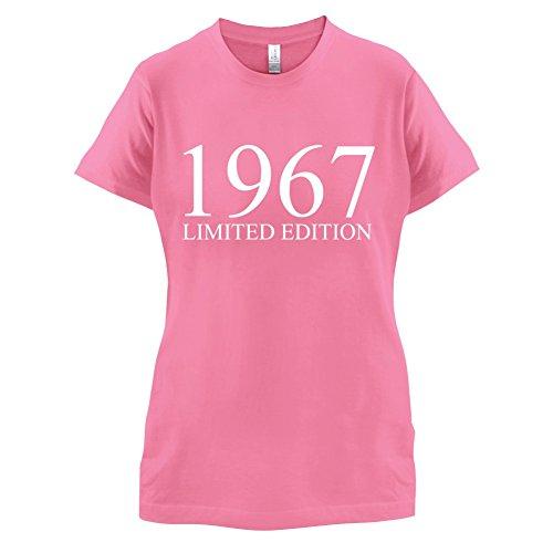 1967 Limierte Auflage / Limited Edition - 50. Geburtstag - Damen T-Shirt - 14 Farben Azalee