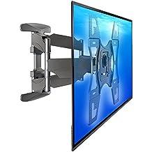 """NB DF600 - El soporte giratorio de alta calidad para pantallas y televisores de LCD, LED, Plasma 81-178 cm (32"""" - 70"""") y hasta 45,5 kg, ISO TUV GS"""