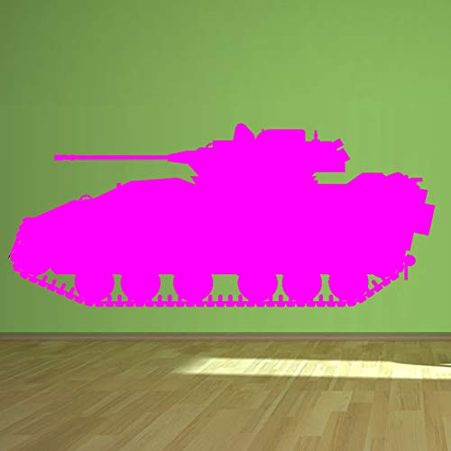 Zaosan Wandaufkleber Waffe Armee Tank wandmalerei Kunst Dekoration wandtattoo