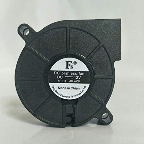 JIUY 1PCS Ultra silencioso Ventilador de Aire 12V 24V Ultra silencioso Que...