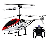 #5: Saffire Flying Remote Control Helicopter, Multi Color