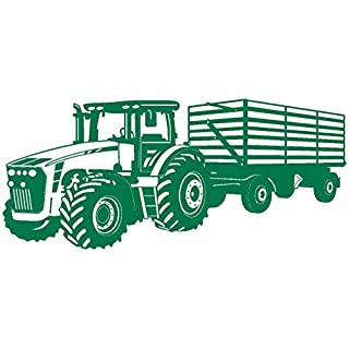 Wandtattoo Traktor Kinderzimmer Autoteile Marken De