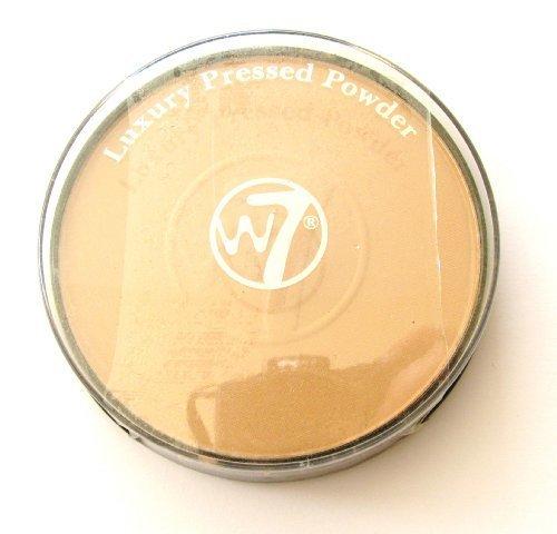 W7 Luxury Pressed Powder Colour : Translucent 03 by W7