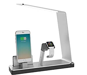 MiTagg NuDock Power Lamp Station - Space Grey