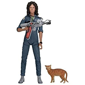 Aliens 7 Action Figure Series 4 Ripley Jumpsuit, Alien version by NECA 12
